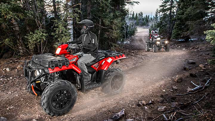 2016 Polaris Sportsman XP 1000 in Lake Mills, Iowa - Photo 11