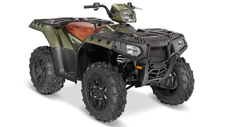 2016 Polaris Sportsman XP 1000 in San Diego, California