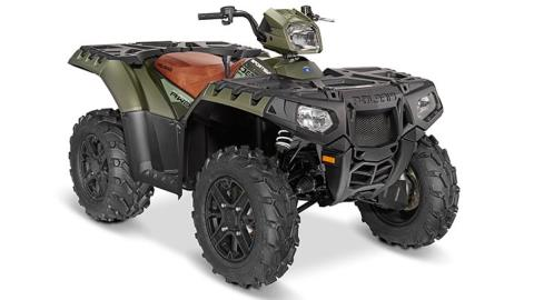 2016 Polaris Sportsman XP 1000 in Greer, South Carolina