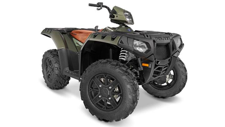 2016 Polaris Sportsman XP 1000 in Leesville, Louisiana