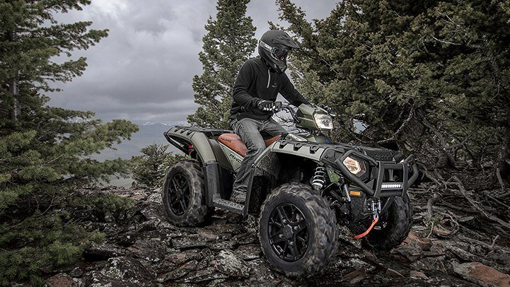 2016 Polaris Sportsman XP 1000 in Lowell, North Carolina