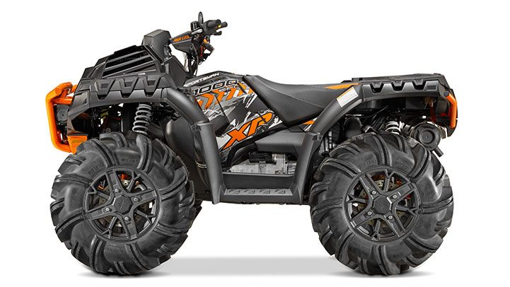 2016 Polaris Sportsman XP 1000 High Lifter in Howell, Michigan