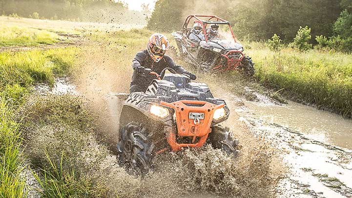 2016 Polaris Sportsman XP 1000 High Lifter in Auburn, California