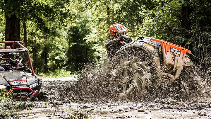 2016 Polaris Sportsman XP 1000 High Lifter in San Diego, California
