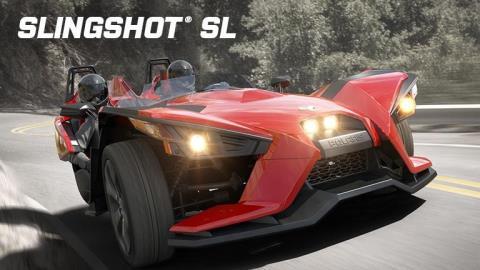 2016 Slingshot Slingshot SL in Auburn, California