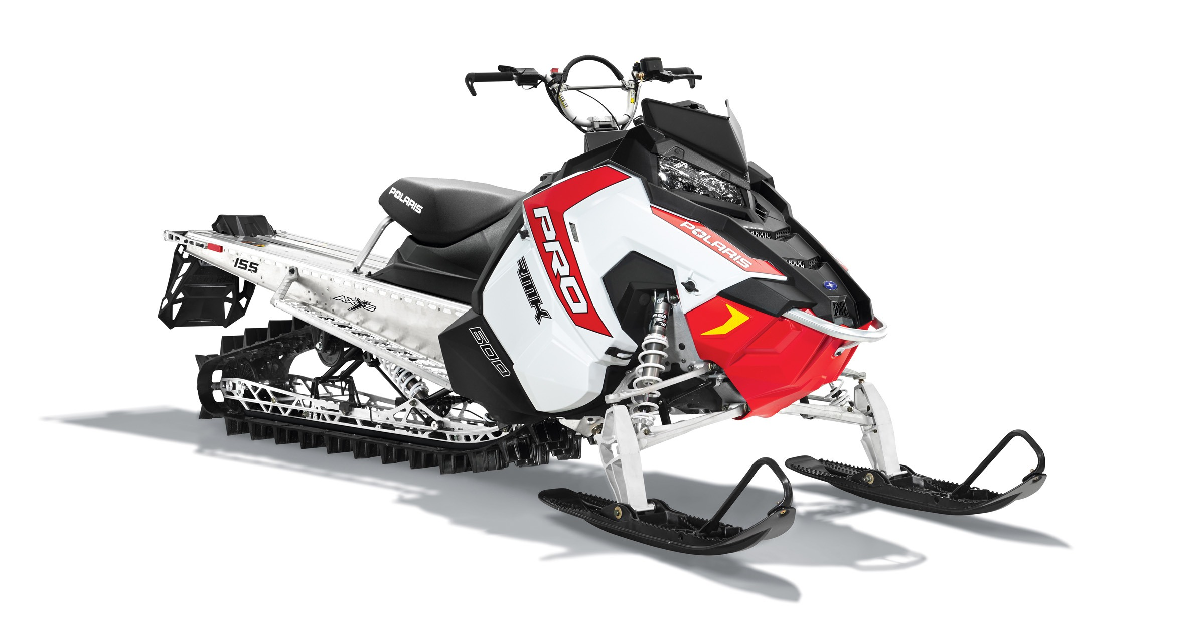 2016 Polaris 600 PRO-RMK 155 ES in Lake Mills, Iowa