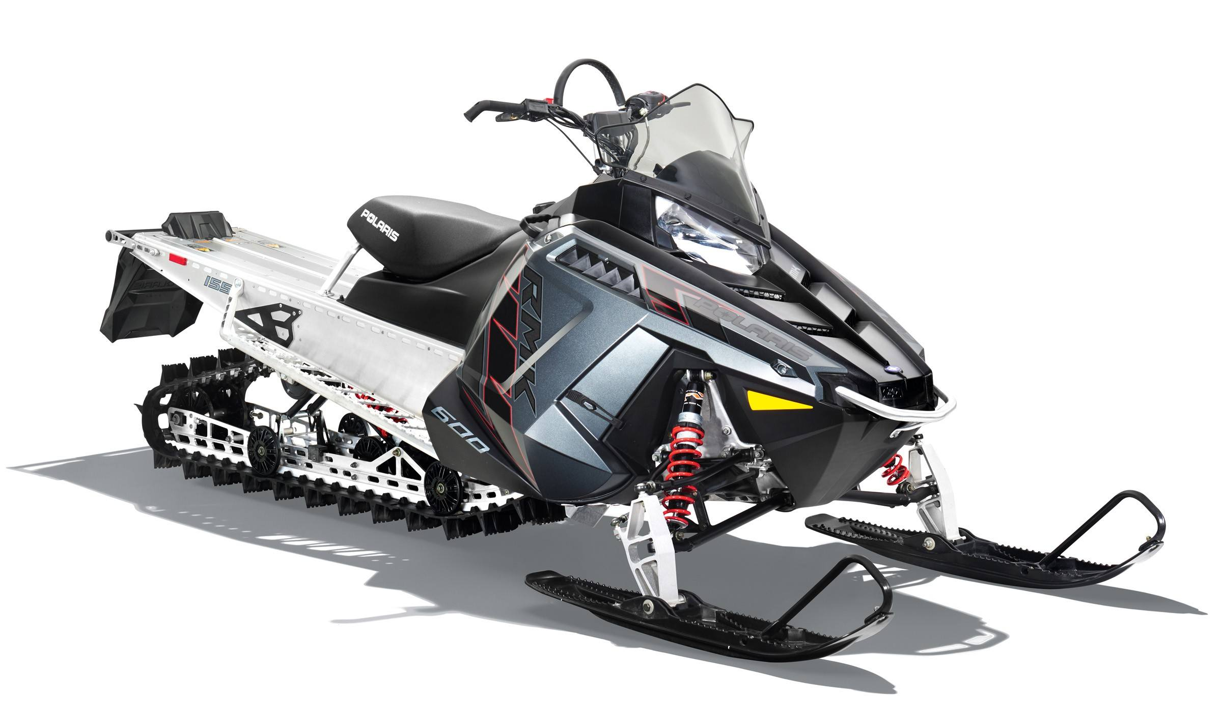 2016 Polaris 600 RMK 155 in Auburn, California