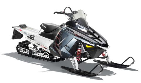2016 Polaris 600 RMK 155 ES in Lake Mills, Iowa