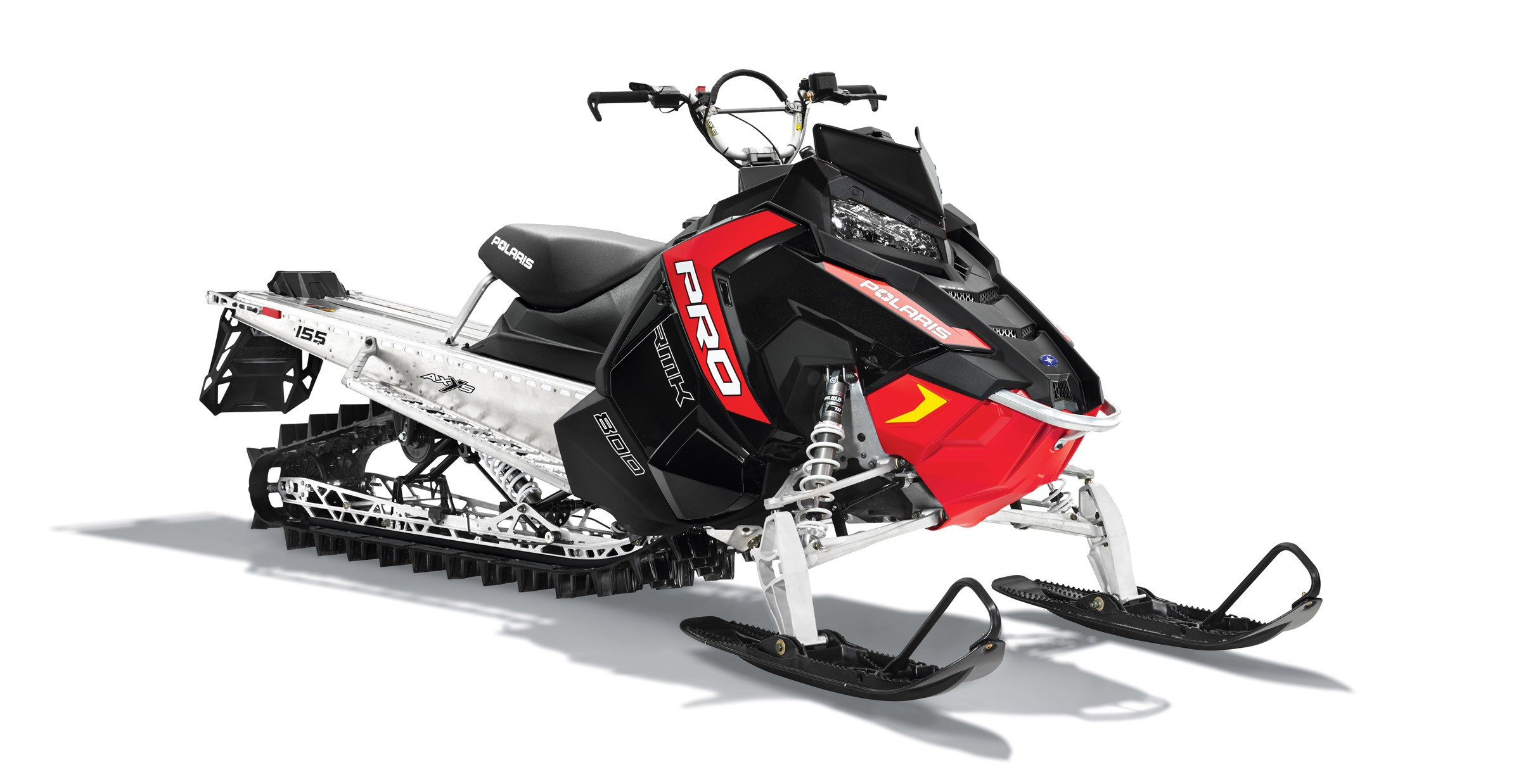 "2016 Polaris 800 Pro-RMK 155 3"" SnowCheck Select in Lake Mills, Iowa - Photo 1"