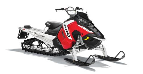 2016 Polaris 800 Pro-RMK 163 in Fridley, Minnesota