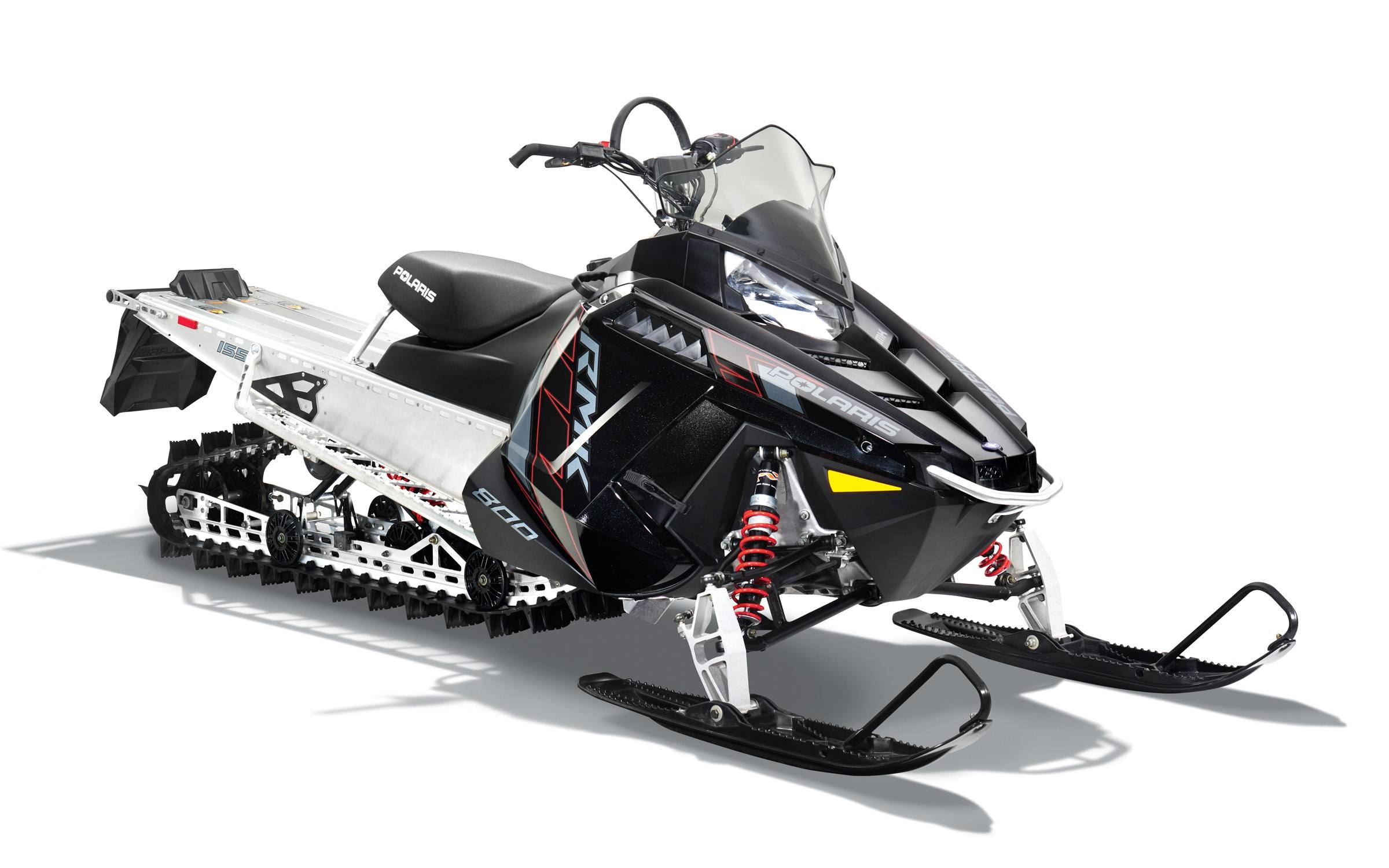 2016 Polaris 800 RMK 155 ES in Shawano, Wisconsin