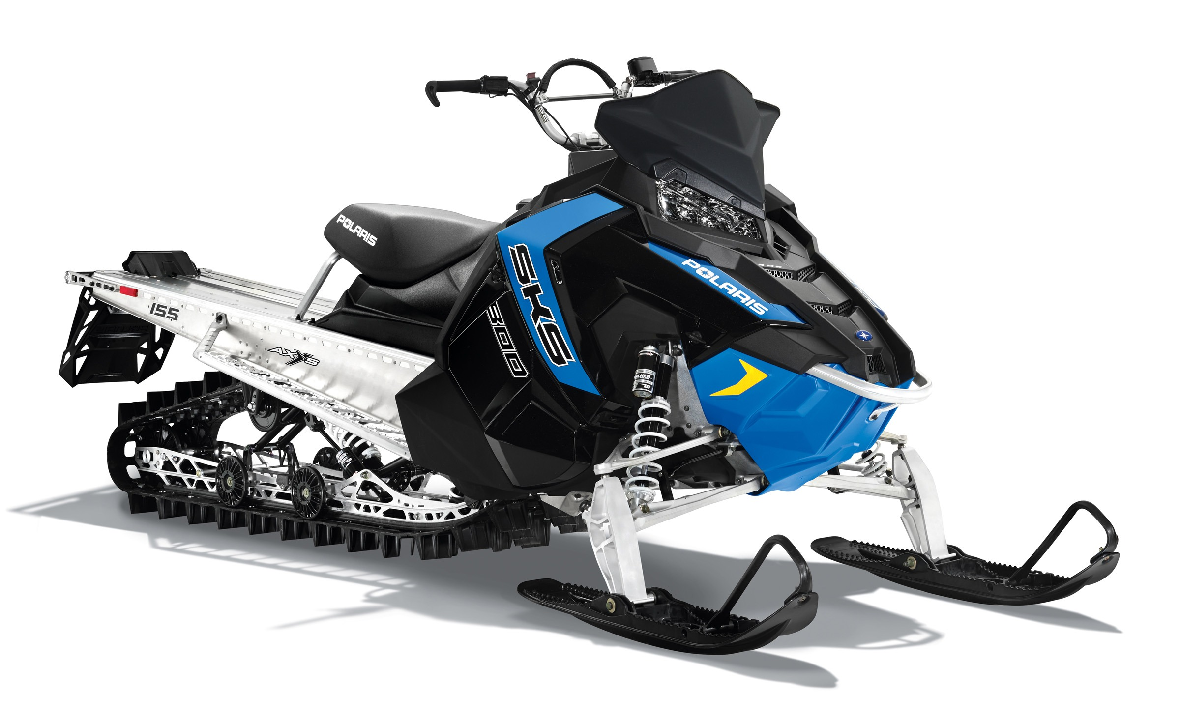 2016 Polaris 800 SKS 155 SnowCheck Select in Algona, Iowa