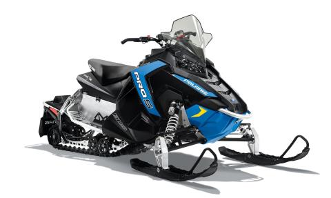 2016 Polaris 600 RUSH PRO-S in Lake Mills, Iowa
