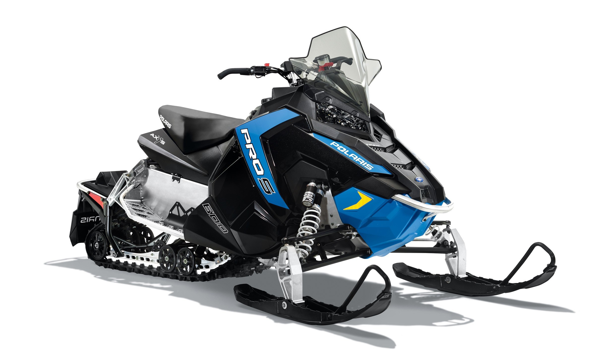 2016 Polaris 600 RUSH PRO-S SnowCheck Select in Shawano, Wisconsin