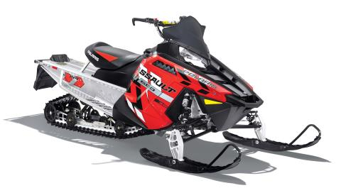 "2016 Polaris 600 SWITCHBACK ASSAULT144 2.0"" ES in Auburn, California"