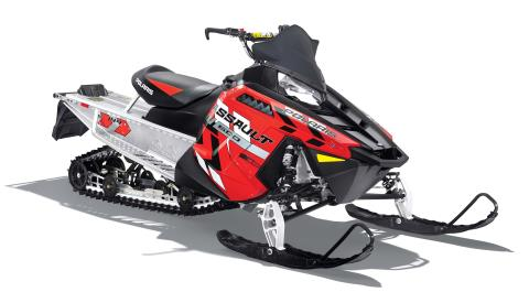 2016 Polaris 600 SWITCHBACK ASSAULT144 SnowCheck Select in Lake Mills, Iowa