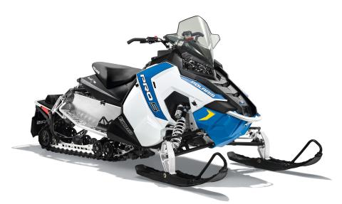 2016 Polaris 600 SWITCHBACK PRO-S SnowCheck Select in Barre, Massachusetts