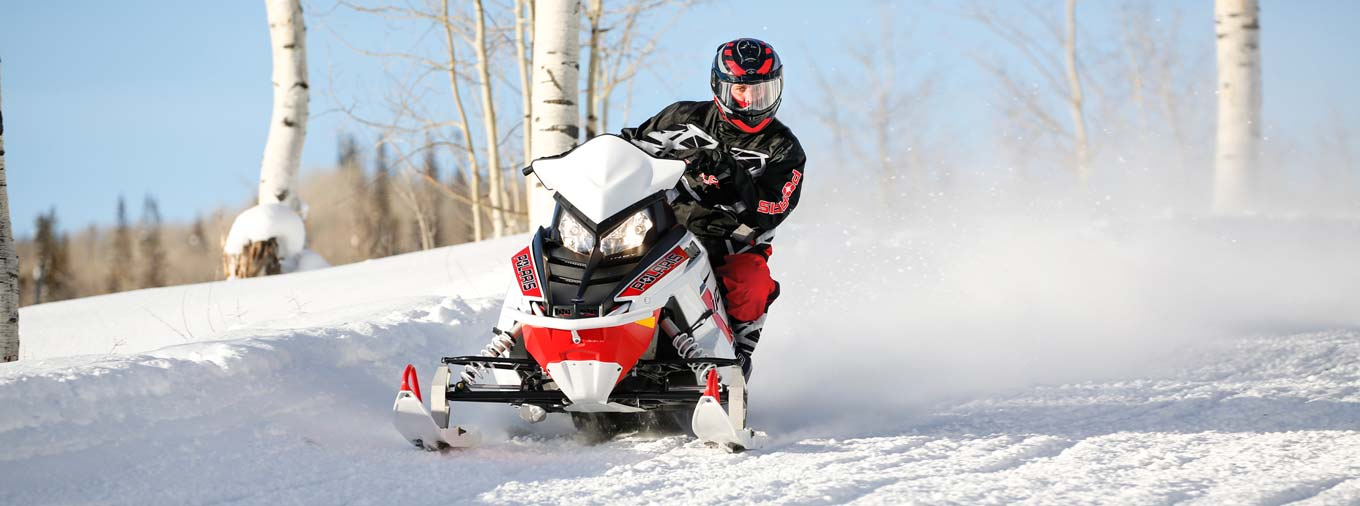 2016 Polaris 800 Indy SP ES in Lake Mills, Iowa