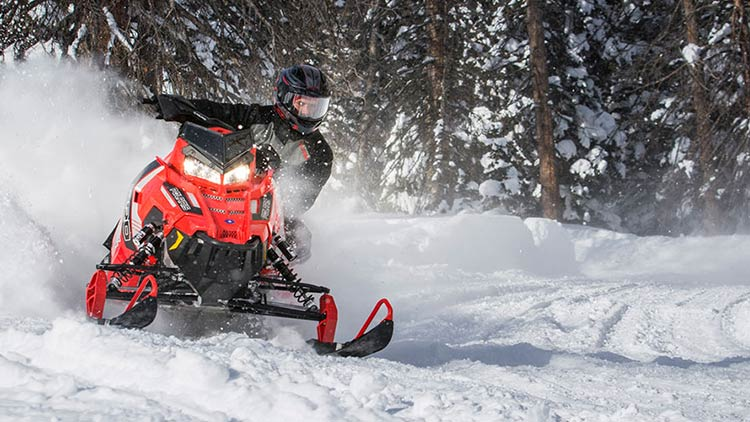 2016 Polaris 800 RUSH PRO-S in Jackson, Minnesota