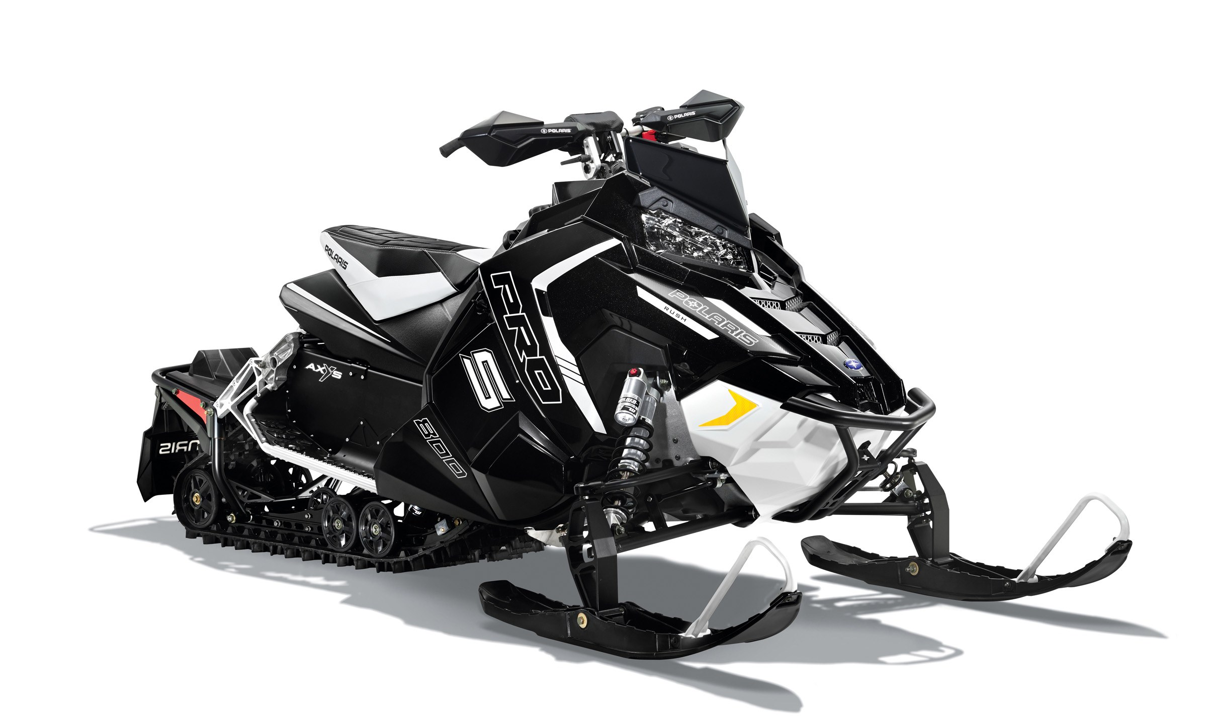 2016 Polaris 800 RUSH PRO-S LE in Lake Mills, Iowa - Photo 1