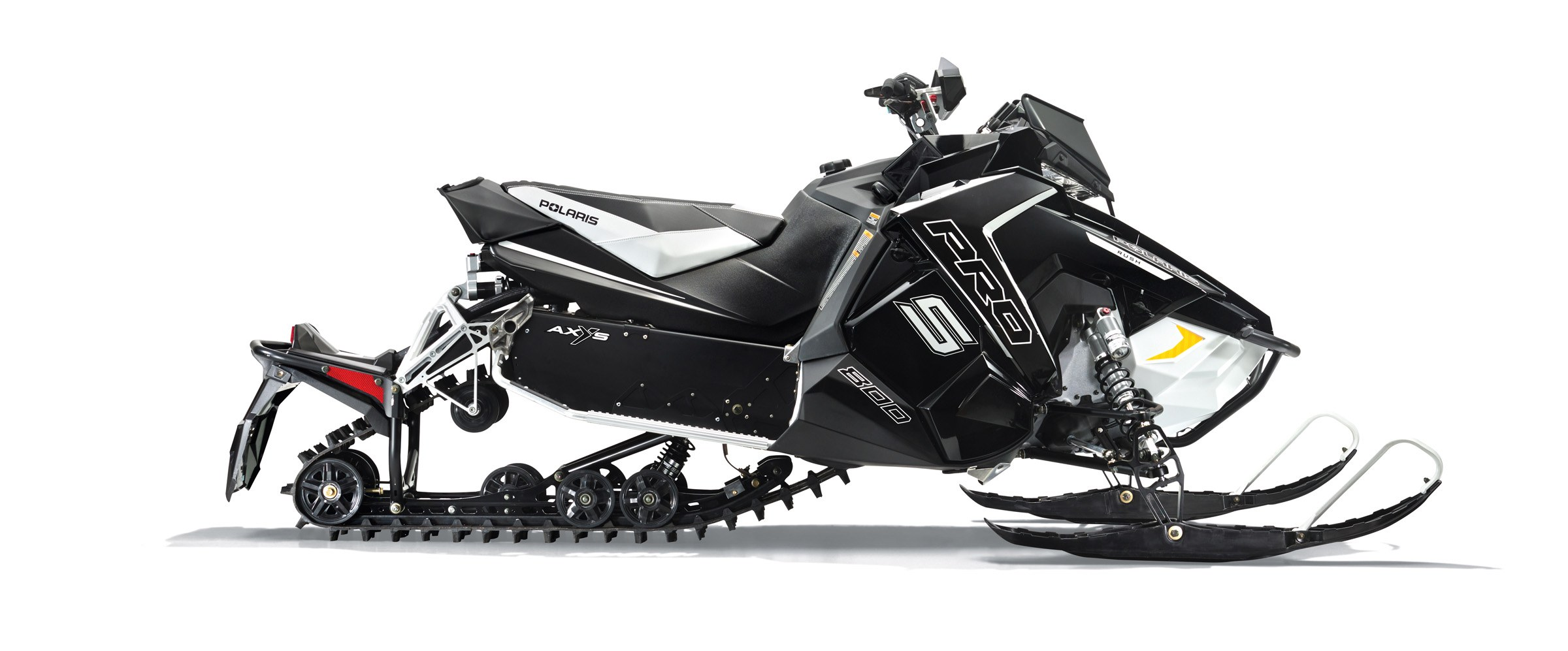 2016 Polaris 800 RUSH PRO-S LE in Woodstock, Illinois