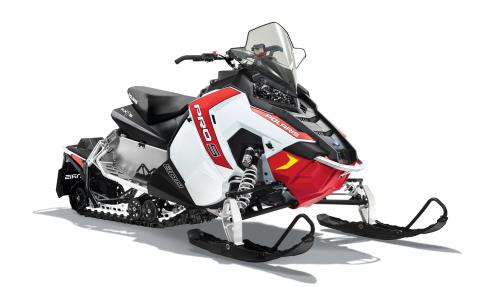 2016 Polaris 800 RUSH PRO-S SnowCheck Select in Algona, Iowa