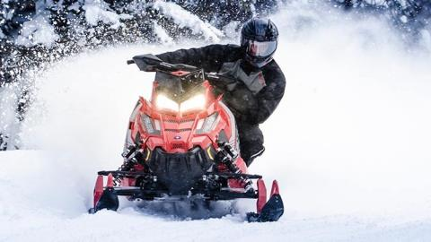 2016 Polaris 800 RUSH PRO-S SnowCheck Select in Lake Mills, Iowa