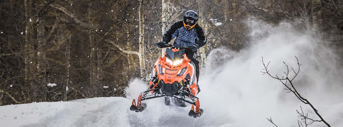 2016 Polaris 800 RUSH PRO-X SnowCheck Select in El Campo, Texas