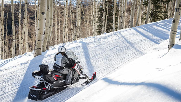 2016 Polaris 800 SWITCHBACK Adventure in Lake Mills, Iowa - Photo 4