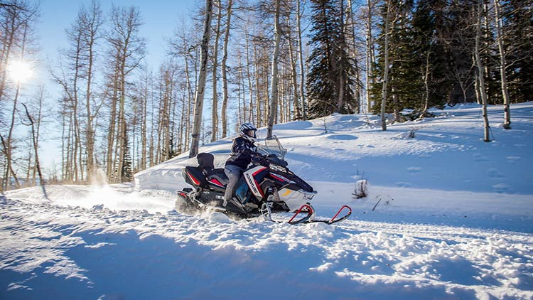 2016 Polaris 800 SWITCHBACK Adventure in Lake Mills, Iowa - Photo 5
