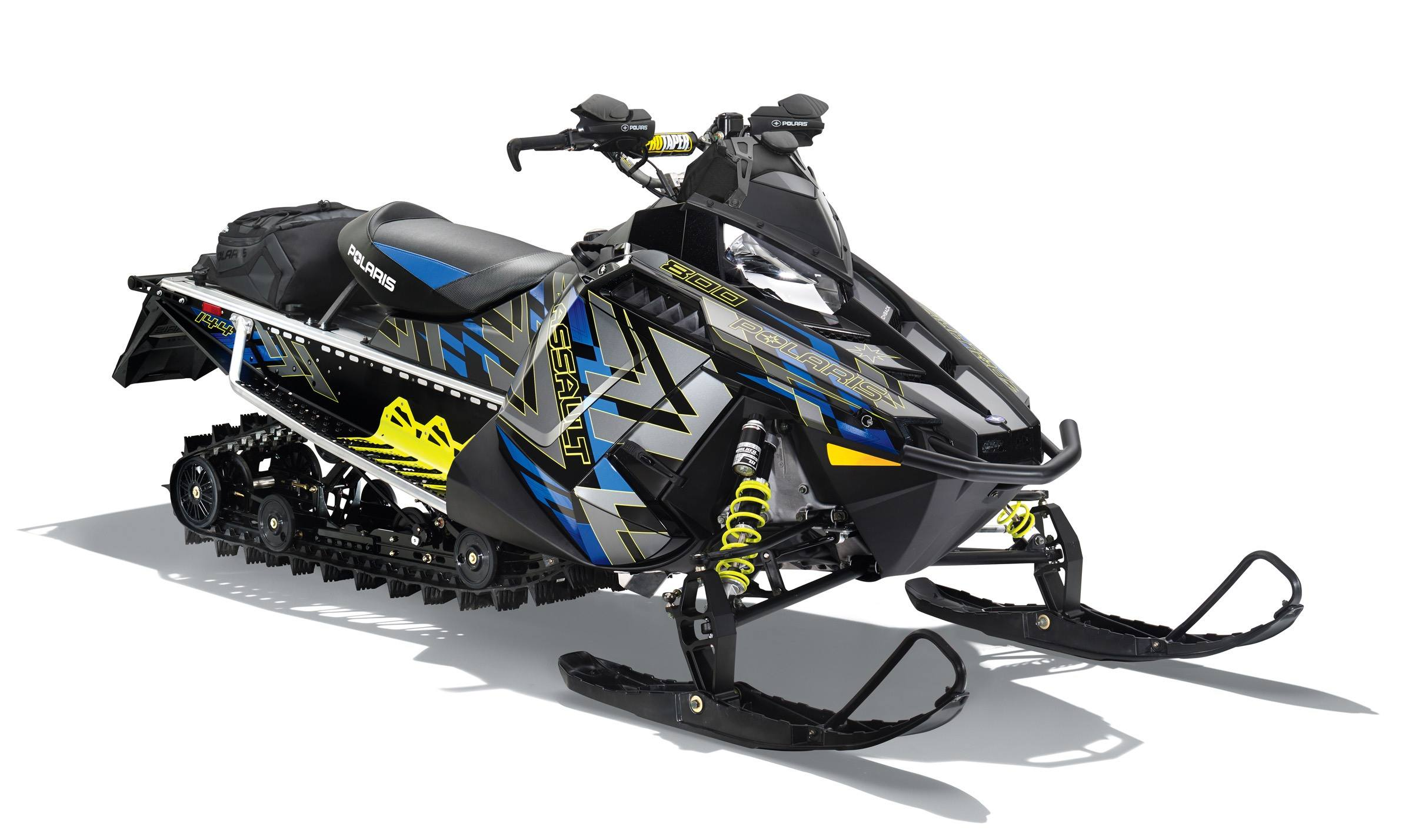 2016 Polaris 800 SWITCHBACK ASSAULT144 Terrain Dominator Series LE ES in El Campo, Texas