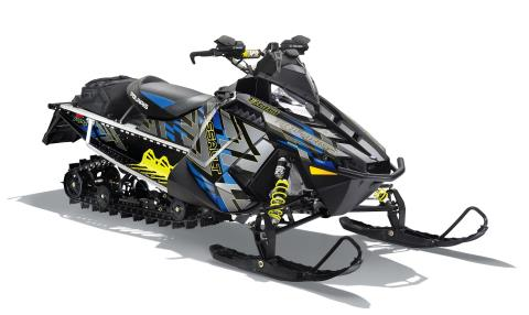 2016 Polaris 800 SWITCHBACK ASSAULT144 Terrain Dominator Series LE ES in Lake Mills, Iowa