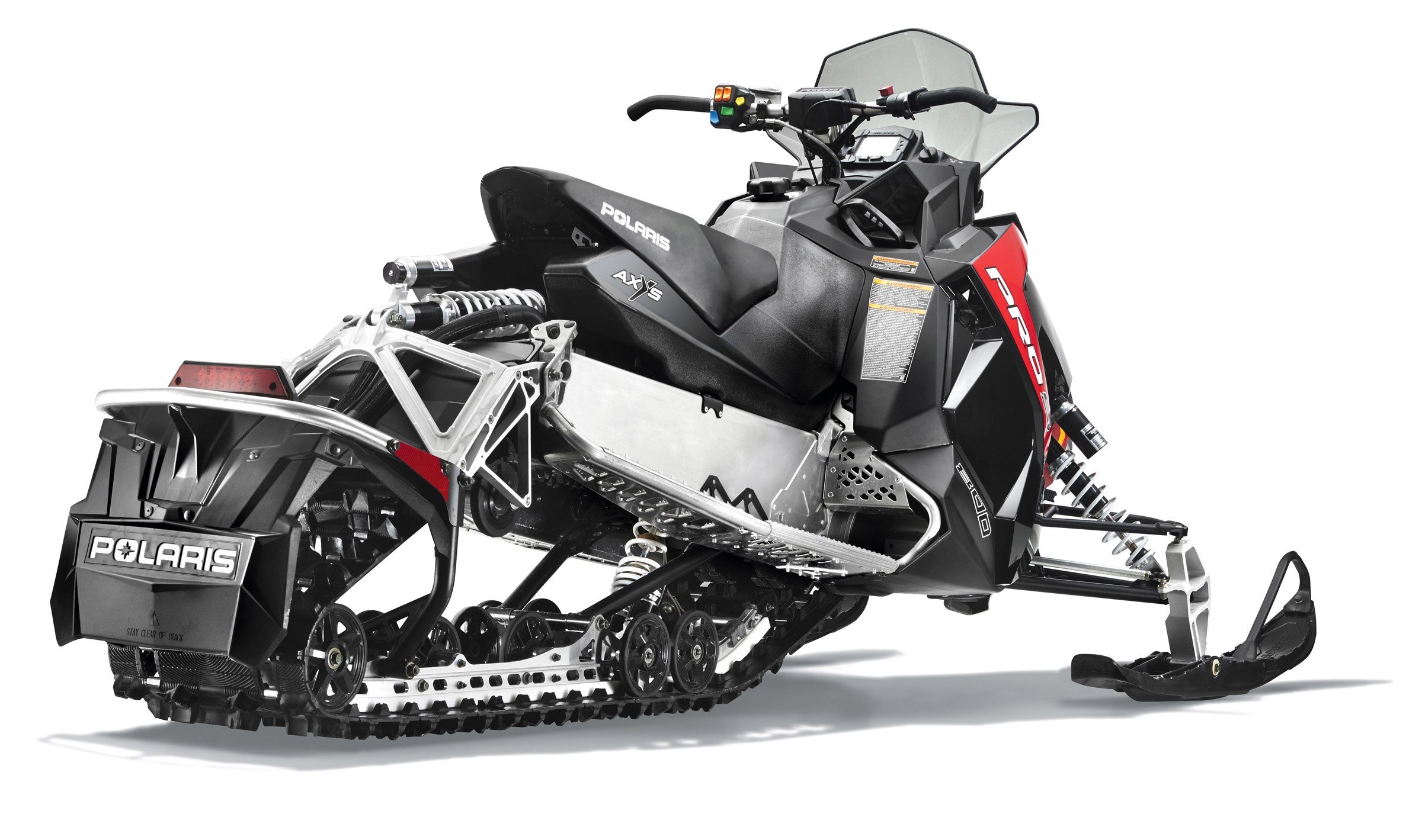 2016 Polaris 800 SWITCHBACK PRO-S ES in Weedsport, New York - Photo 8