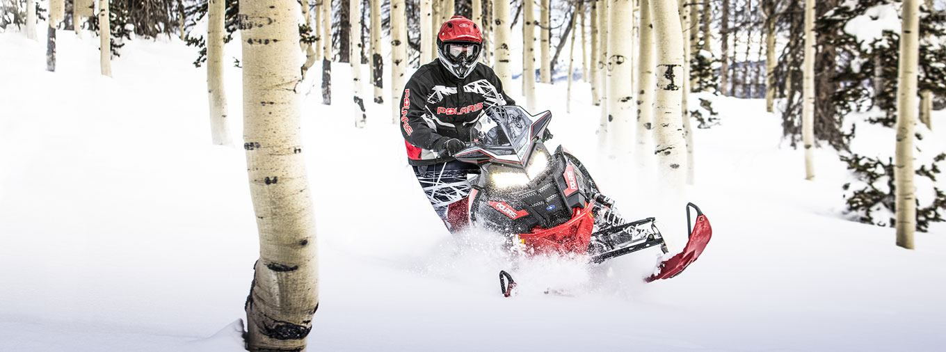2016 Polaris 800 SWITCHBACK PRO-S ES in Lake Mills, Iowa - Photo 7