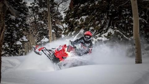 2016 Polaris 800 SWITCHBACK PRO-S ES in Lake Mills, Iowa - Photo 11