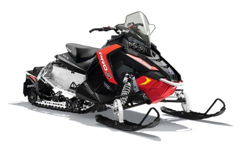 2016 Polaris 800 SWITCHBACK PRO-S SnowCheck Select in Lake Mills, Iowa