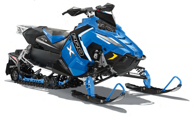 2016 Polaris 800 SWITCHBACK PRO-X SnowCheck Select in Algona, Iowa