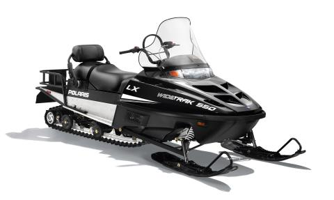 2016 Polaris 550 Widetrak LX ES in Lake Mills, Iowa
