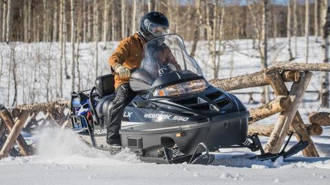 2016 Polaris 550 Widetrak LX ES in Algona, Iowa - Photo 7