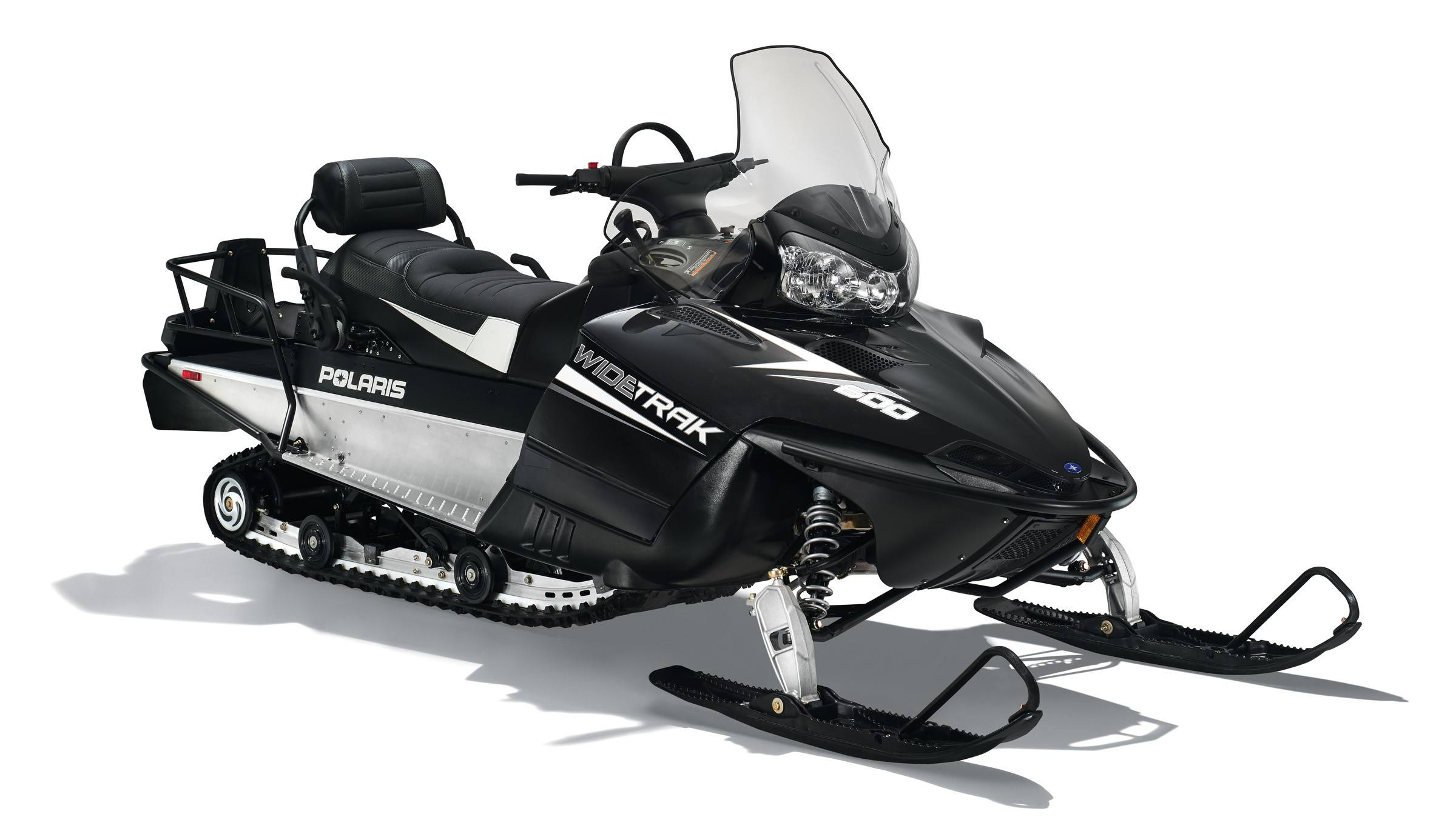 2016 Polaris 600 IQ Widetrak in Auburn, California
