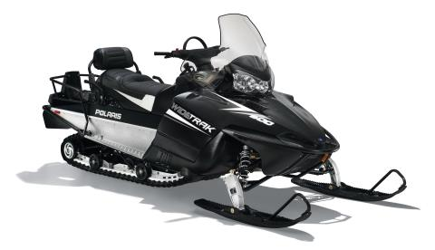 2016 Polaris 600 IQ Widetrak in Lake Mills, Iowa