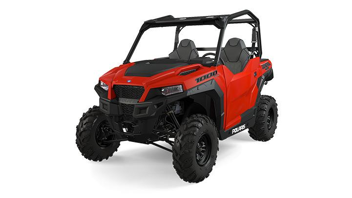 2016 Polaris General 1000 EPS in Elkhart, Indiana