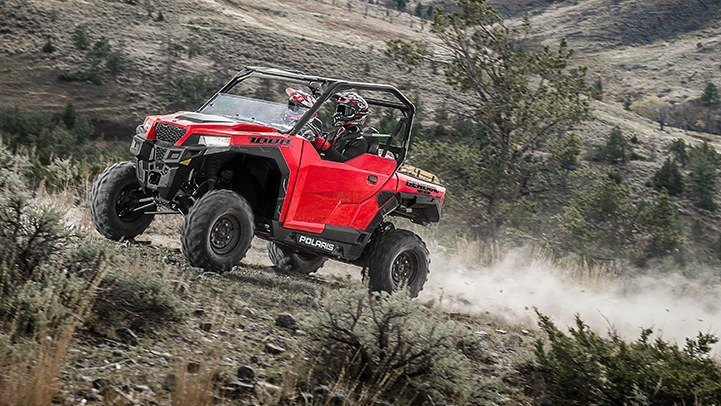 2016 Polaris General 1000 EPS in Lake Mills, Iowa - Photo 4