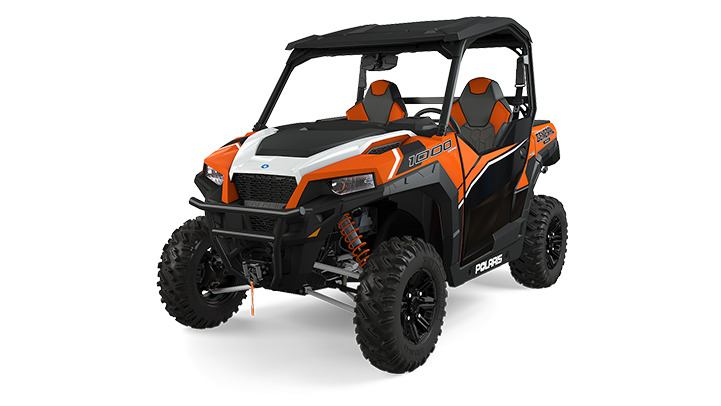 2016 Polaris General 1000 EPS Deluxe in Pierceton, Indiana