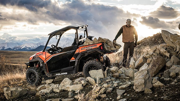 2016 Polaris General 1000 EPS Deluxe in Lancaster, South Carolina