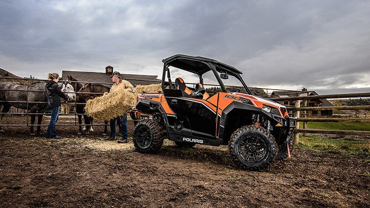 2016 Polaris General 1000 EPS Deluxe in Lake Mills, Iowa - Photo 6