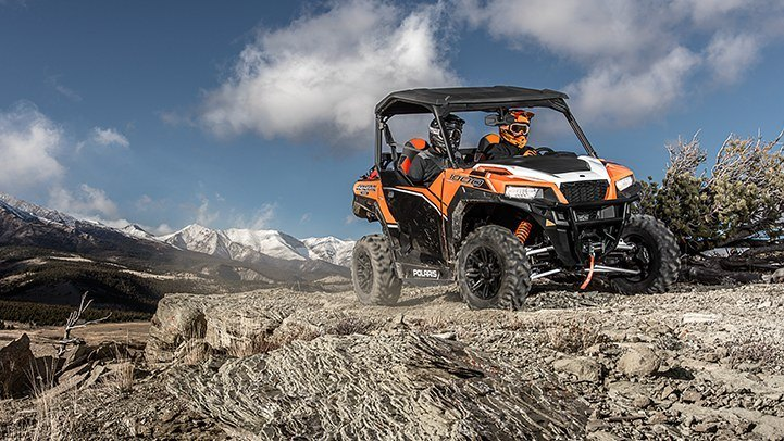 2016 Polaris General 1000 EPS Deluxe in Lake Mills, Iowa - Photo 7
