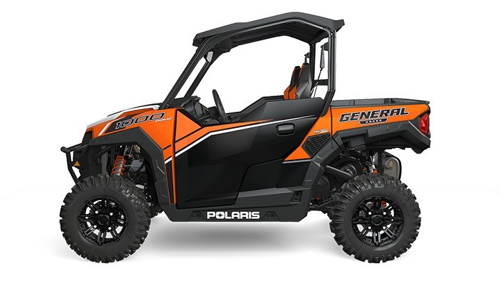 2016 Polaris General 1000 EPS Deluxe in Ferrisburg, Vermont