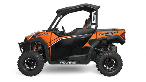 2016 Polaris General 1000 EPS Deluxe in Conway, Arkansas