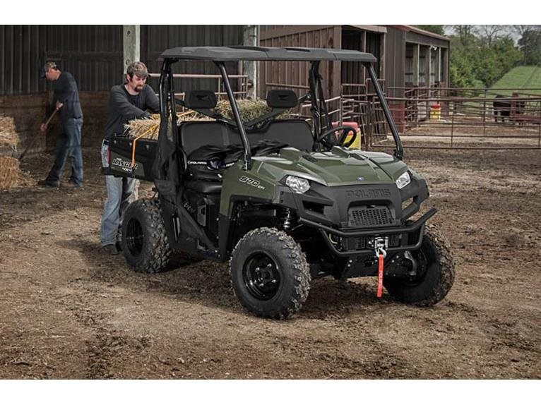 2016 Polaris Ranger570 Full Size in Lake Mills, Iowa - Photo 4